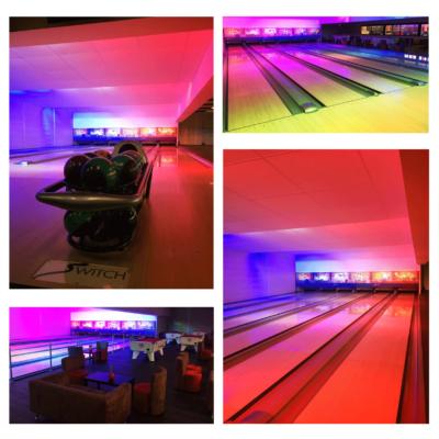 éclairage bowling